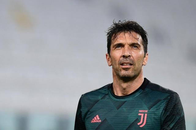 Buffon es multado con cinco mil euros por blasfemar durante un partido de la Serie A