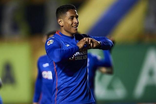 Luis Romo es baja con Cruz Azul para enfrentar a Bravos