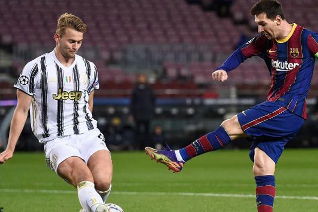 Matthijs de Ligt también está en la mira del Barcelona