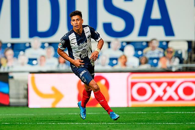 Maxi Meza le da el triunfo a Monterrey ante San Luis