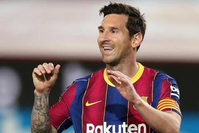 Lionel Messi sería clave para que Barcelona fiche a Haaland
