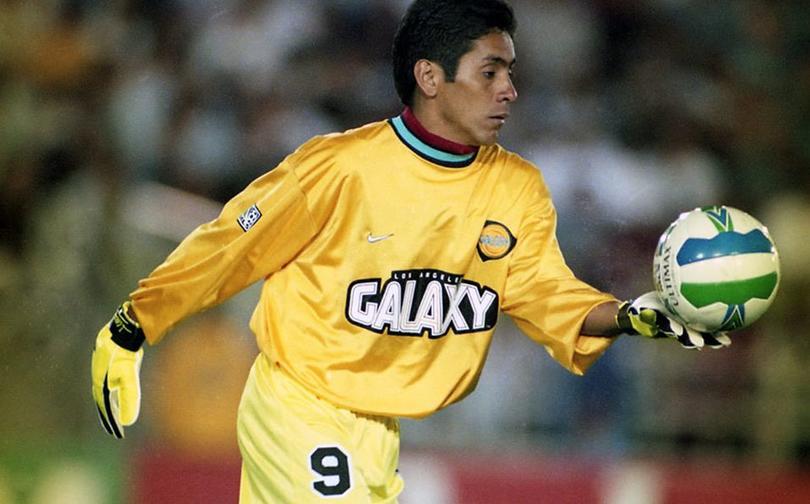 Jorge Campos en la MLS