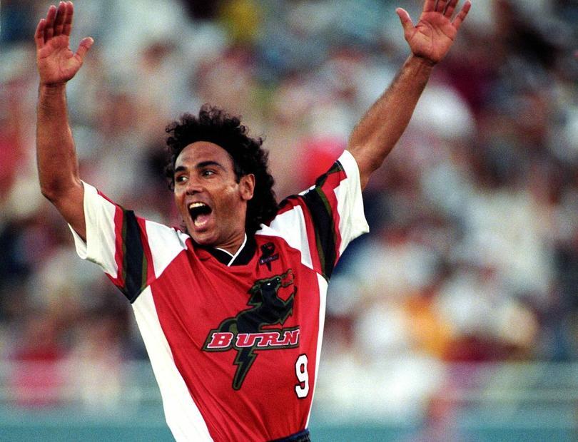 Hugo Sánchez en la MLS