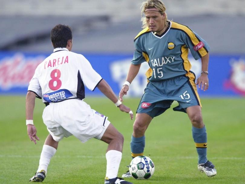 Luis Hernández en la MLS