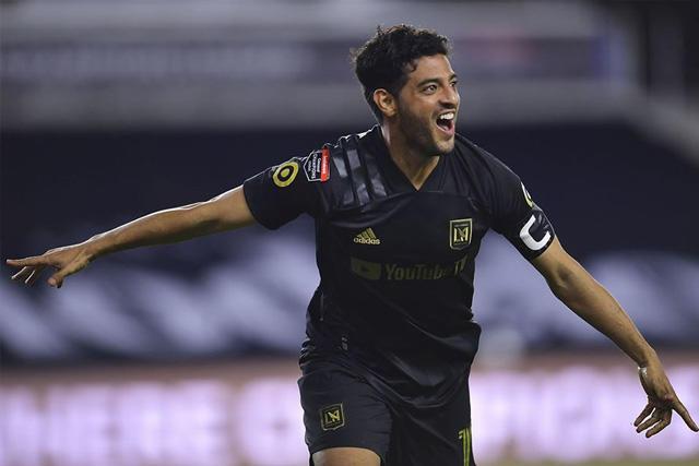 Carlos Vela, uno de los jugadores mexicanos más destacados en la MLS