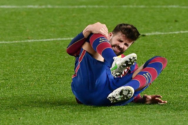 Gerard Piqué jugaría infiltrado ante el Real Madrid