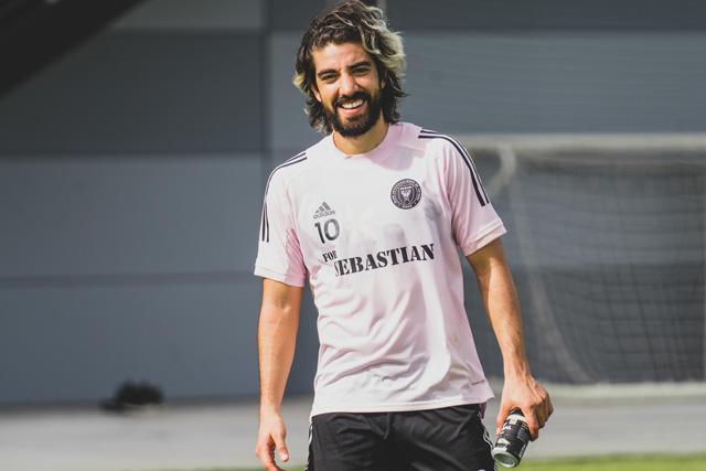 Rodo Pizarro es otro de los mexicanos vacunados en la MLS
