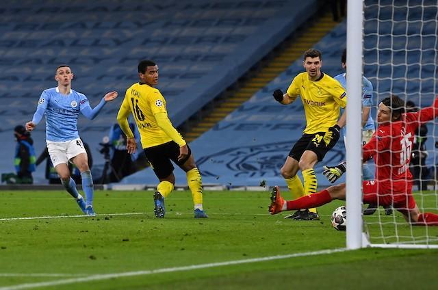 Foden salvó al City con su gol