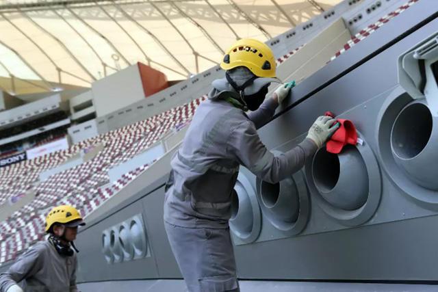Organizadores de Qatar 2022 tendrían adeudos de pago de salarios con los trabajadores