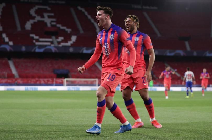 Mason Mount pone en ventaja al Chelsea ante Porto