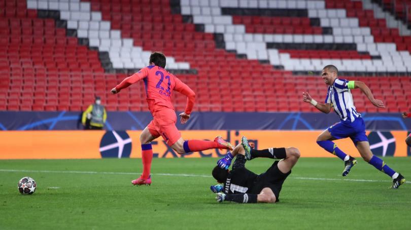 Chelsea vence 2-0 al Porto