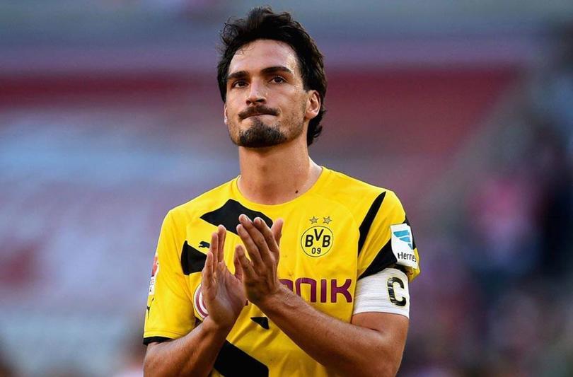 Hummels fue olvidado por el Borussia Dortmund en Colonia