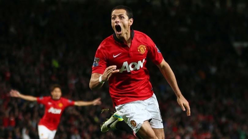 Los mejores momentos de Chicharito con el Manchester United