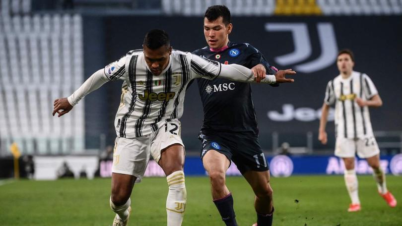 En Italia critican a Gattuso por meter al Chucky Lozano ante la Juventus