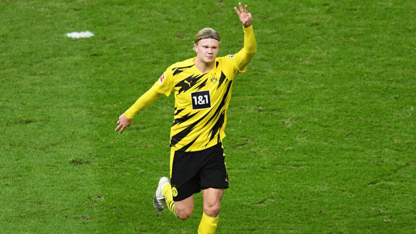 Borussia Dortmund ya tiene en la mira al sustituto de Haaland