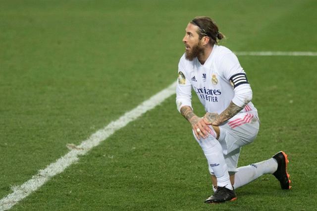 Sergio Ramos es uno de los jugadores del Real Madrid que se perderá el Clásico