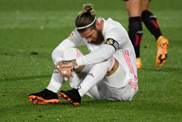 Sergio Ramos dio positivo por Covid-19