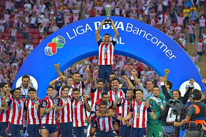 Chivas campeón 20'17