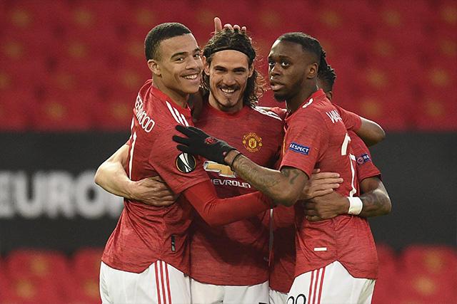 Manchester United es uno de los semifinalistas de la Europa League
