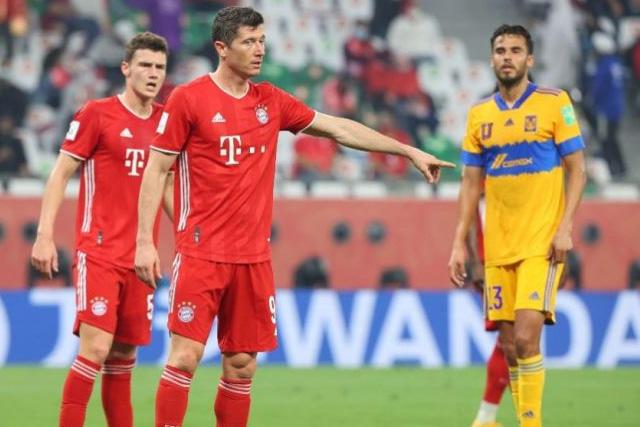 El Bayern Múnich podría jugar en México