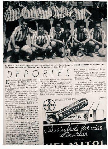 Asturias primer campeón profesional en México