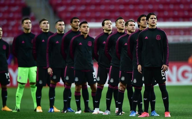 Futbolistas del Tri Olímpico reciben vacuna anti Covid