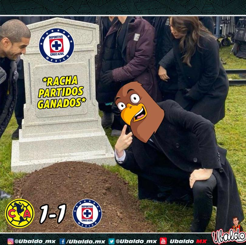 Los memes de que dejó el empate en el Clásico Joven