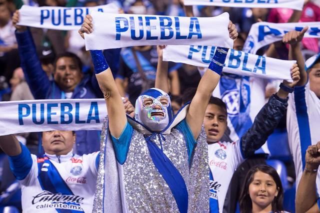 Puebla jugará con afición en el Cuauhtémoc ante Pumas