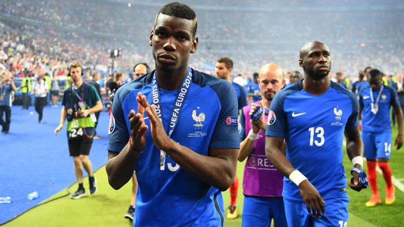 Selección francesa Eurocopa 2016