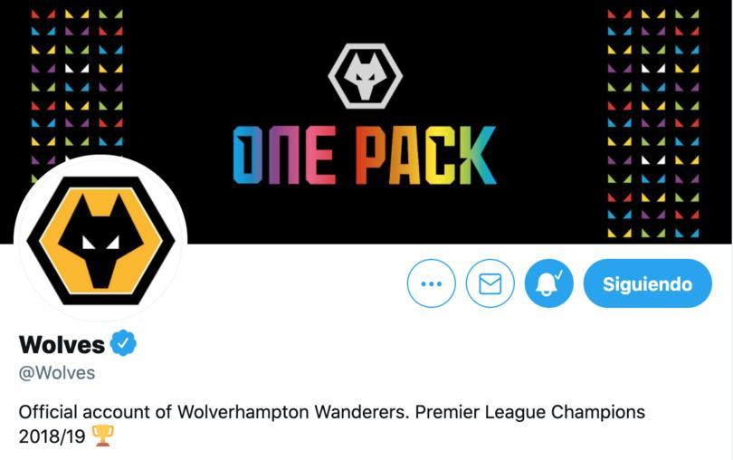 Los Wolves se declararon campeones de la Premier League 2018-19