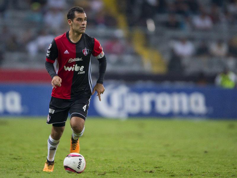 Los jugadores que han sido considerados como sucesores de Rafa Márquez