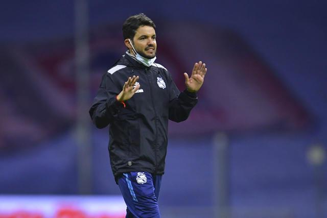 Nicolás Larcamón llegó a la Liga MX gracias al Jimmy Lozano