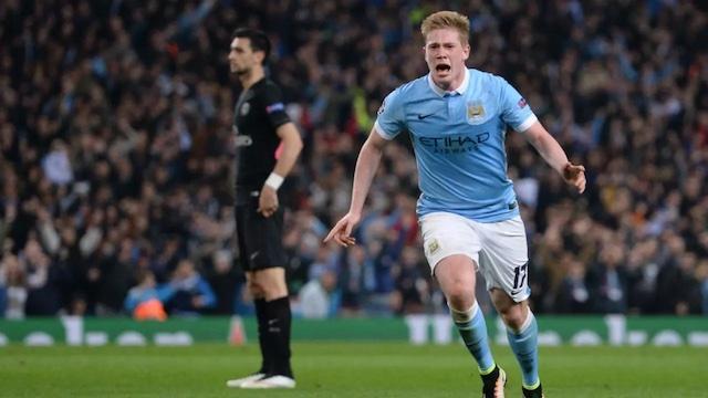 Manchester City y PSG tienen historial