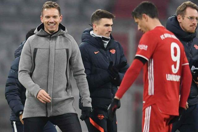 Julian Nagelsmann es nuevo técnico del Bayern München