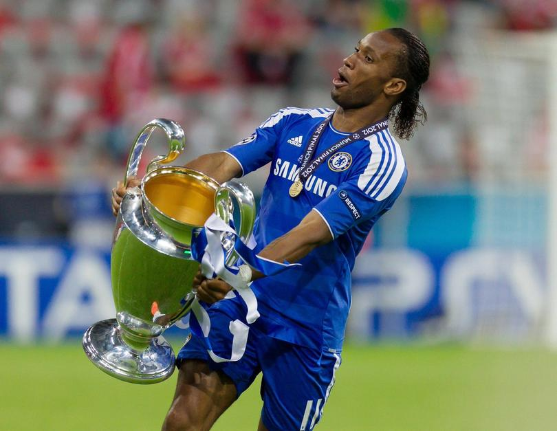 Chelsea campeón Champions