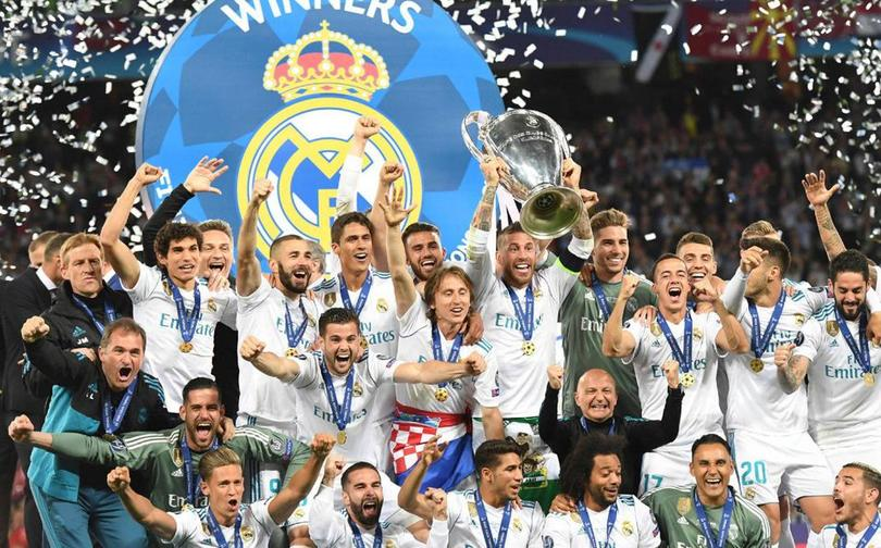 Real Madrid campeón de Champions