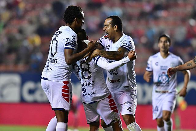 Pachuca golea 1-6 a San Luis y lo condena a pagar 120 MDP