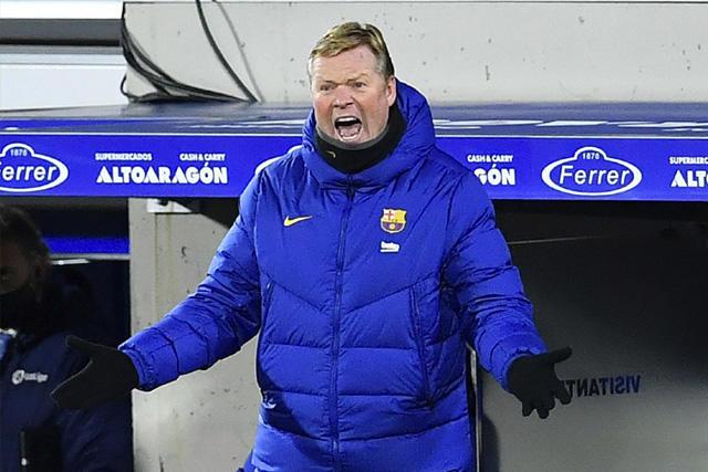 Ronald Koeman se pierde los juegos del Barcelona ante el Valencia y el Atlético