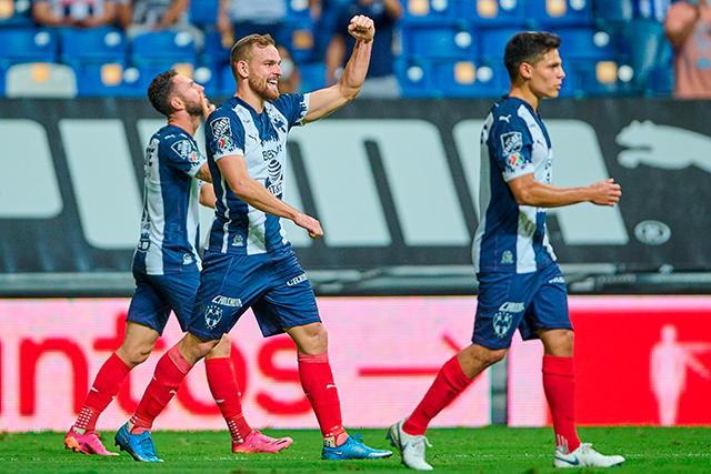 Rayados derrota a Mazatlán y se colocan entre los tres mejores del torneo
