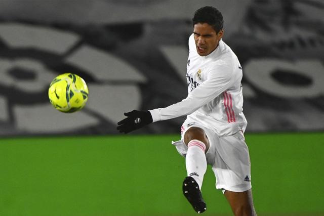 Raphaël Varane es baja para el Real Madrid por 10 días