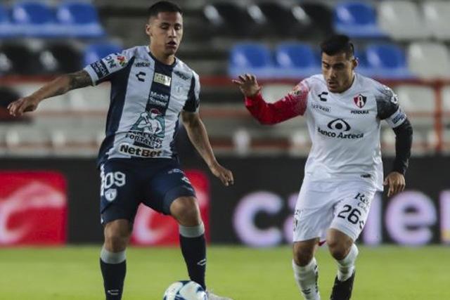 Pachuca y Atlas metieron a todos sus representativos a la fase final de la Liga MX