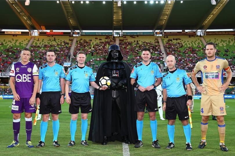 Cuando la fuerza de Star Wars se ha apoderado del futbol