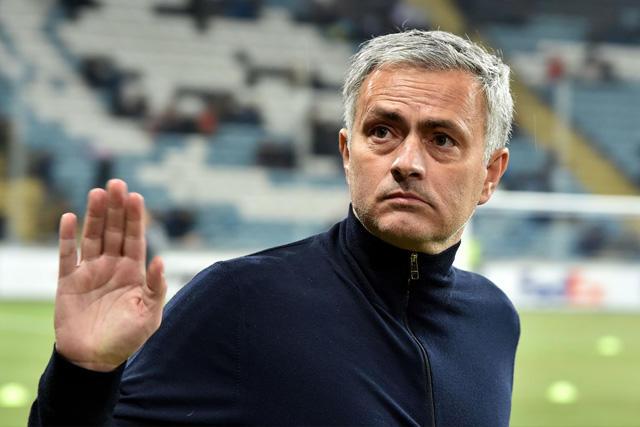 Mourinho nuevo DT de la Roma