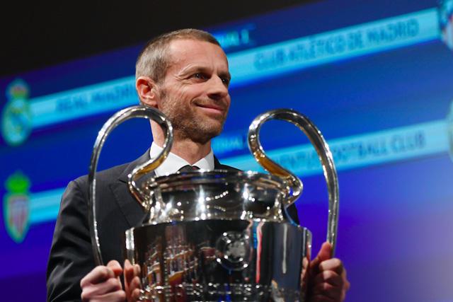 La UEFA castigaría con dos años sin Champions a los clubes ligados a la Superliga