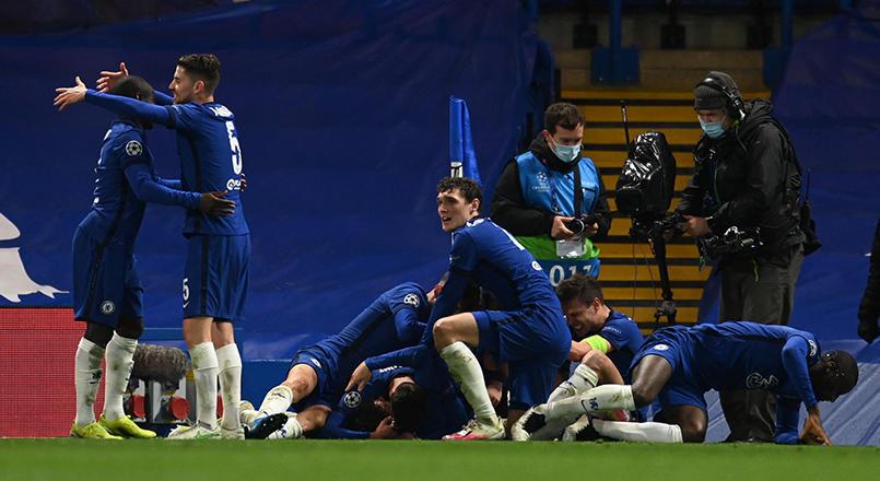 Chelsea derrota al Real Madrid y se clasifica a la final de la Champions