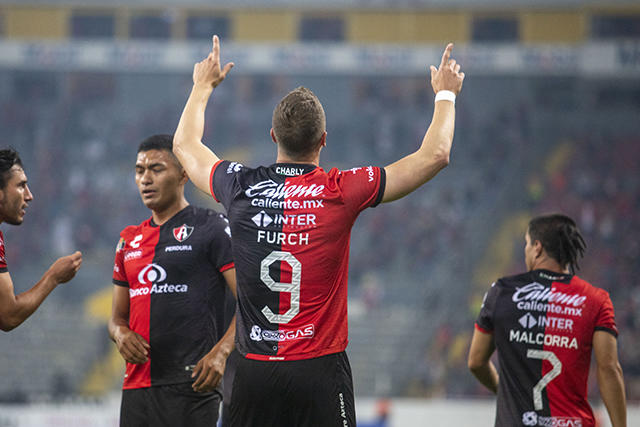 Con gol de Furch, Atlas elimina a Tigres en el repechaje