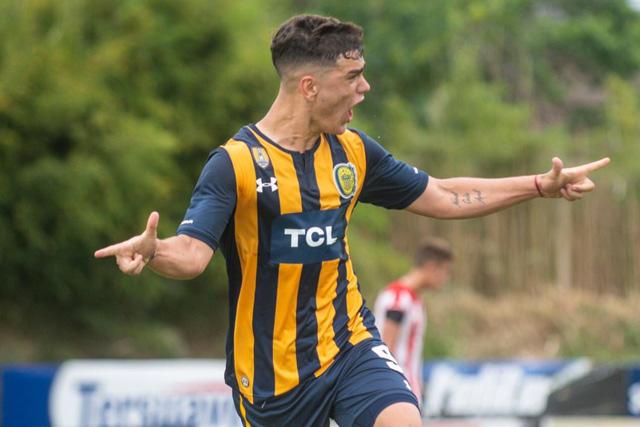 Luca Martínez Dupuy podría ser convocado para la Copa Oro