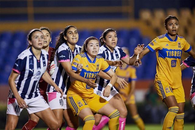 Una nueva edición del clásico regio se vivirá en las semis de la Liga MX Femenil