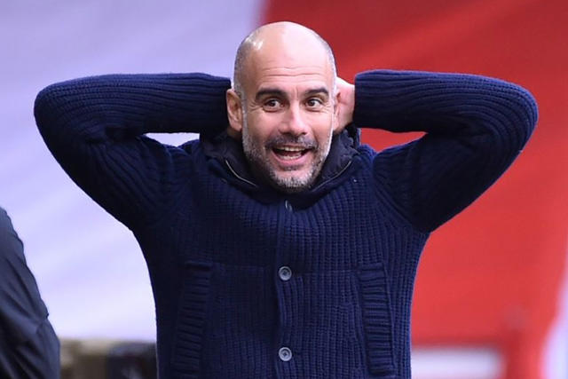 Pep Guardiola consiguió su título 31 en 12 años de carrera
