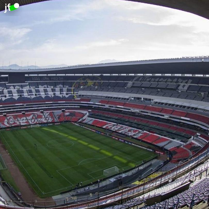 El Azteca volverá a abrir sus puertas al 25% de su capacidad